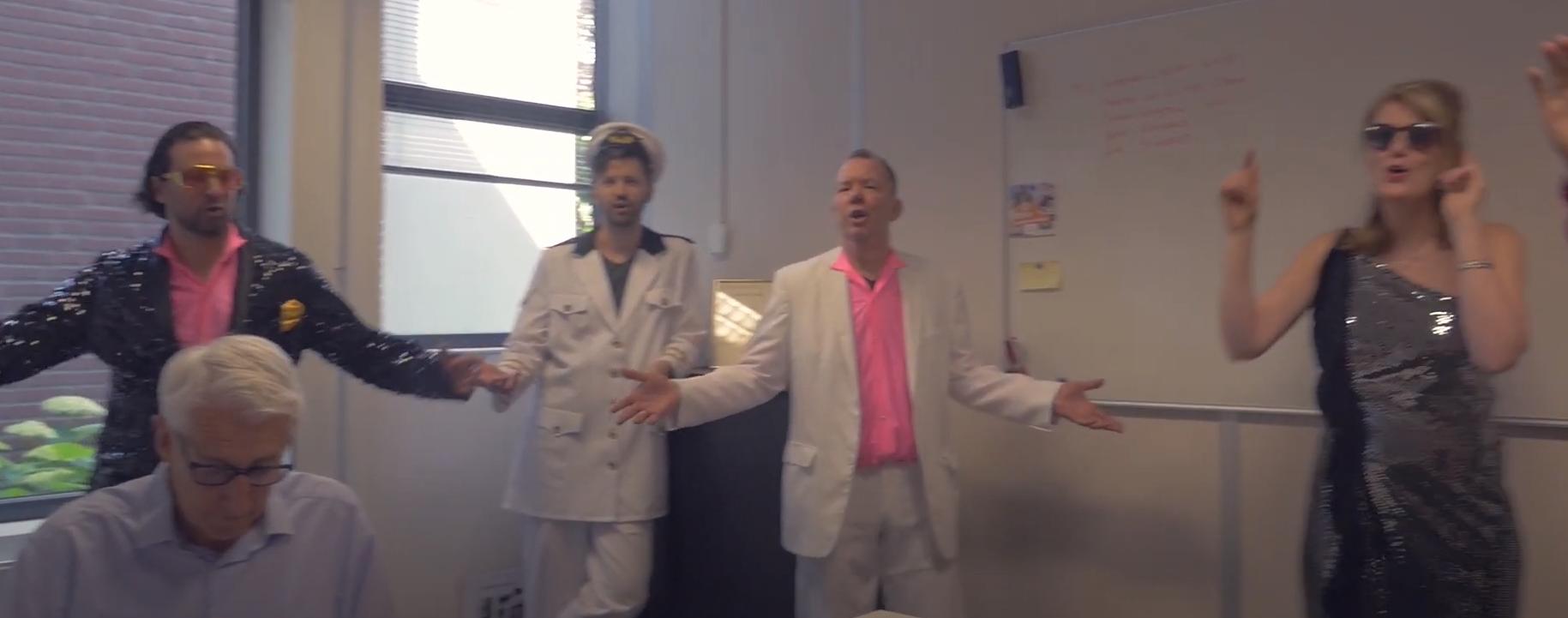 Dit is de clip van onze docentenband van 2020!