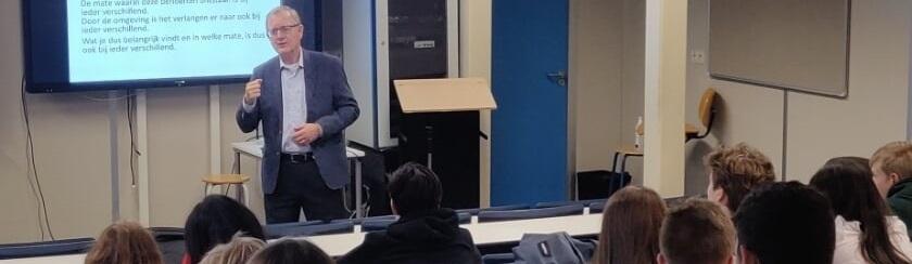 Bataafs Lyceum besteedt aandacht aan presidentsverkiezingen VS